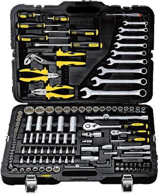 Набор инструментов разного назначения BERGER BG 128-1214 универсальный набор инструментов 45 предметов berger bg bg045 14