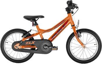 Велосипед Puky ZLX 16-1F Alu 4274 orange оранжевый puky puky велосипед 2 х колесный crusader 24 3 alu light black 24 черный