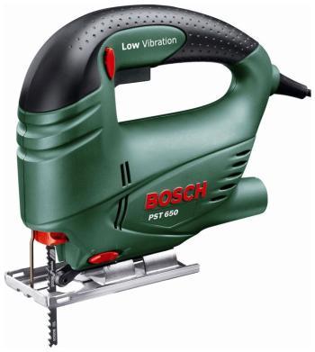 Лобзик Bosch PST 650 (06033 A 0720) лобзик bosch pst 900 pel 06033 a 0220
