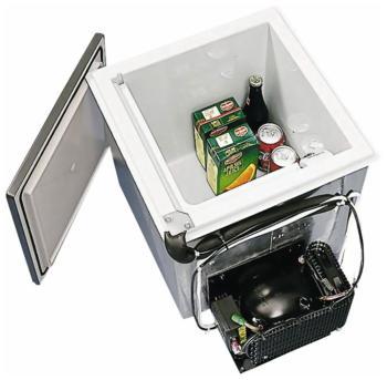 Автомобильный холодильник INDEL B CRUISE 040/V indel b tb15 tb015nn300an автохолодильник компрессорный black grey