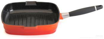 Сковорода Berghoff Virgo orange 28 см (Алюминий) 2304136 ручки тормозные promax lm 28 алюминий для калиперных роллерных тормозов серебрянные 194г lm 28
