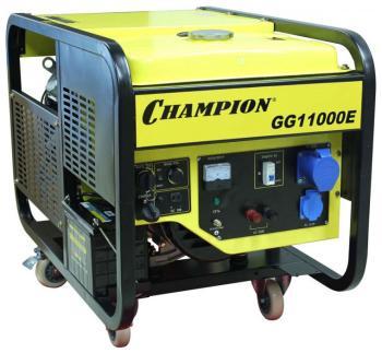 Электрический генератор и электростанция Champion от Холодильник