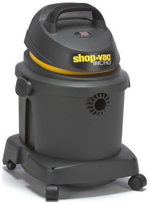 Строительный пылесос Shop-vac Micro 10