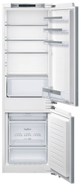 Встраиваемый двухкамерный холодильник Siemens KI 86 NVF 20 R холодильник siemens kg49nsb2ar