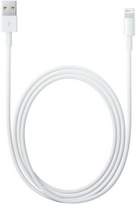 Кабель Apple Lightning to USB Cable MD 818 ZM/A usb to dc power charging cable for wii battery white 1 2m