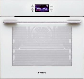 Встраиваемый электрический духовой шкаф Hansa BOEW 69705 электрический шкаф hansa boec68209 вишневый
