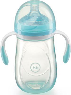 Набор для кормления детей Happy Baby ANTI-COLIC BABY BOTTLE 10009 BLUE детское автокресло happy baby skyler blue