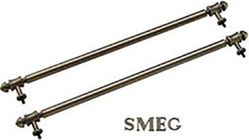 Комплект боковых релингов+логотип Smeg KITKCO smeg scv 115