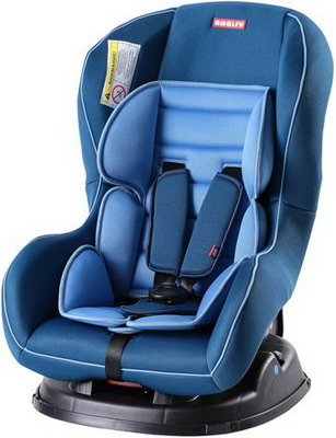 Автокресло Happy Baby Amalfy HB-383 BLUE happy baby happy baby автокресло passenger v2 brown коричневое