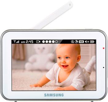 Видеоняня Samsung SEW-3043 WP