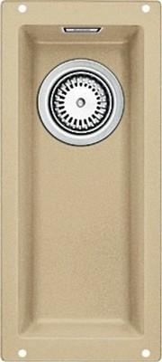 Кухонная мойка BLANCO SUBLINE 160-U SILGRANIT шампань  цены