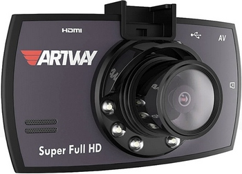 Автомобильный видеорегистратор Artway AV-700 artway av 507 автомобильный видеорегистратор black