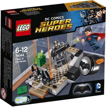 Конструктор Lego Super Heroes Битва супергероев 76044 single sale super heroes homecoming spiderman with hand spidder