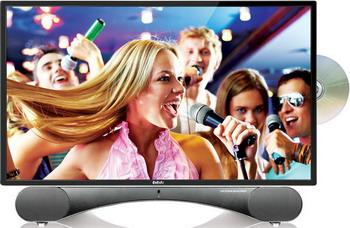 Телевизор со встроенным DVD-плеером BBK от Холодильник