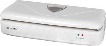 Вакуумный упаковщик Bomann FS 1014 CB weis детектор cem la 1014