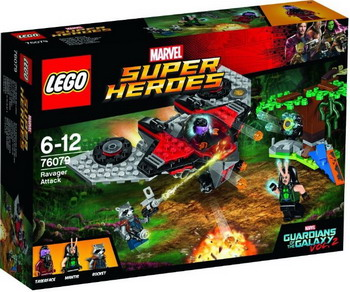 Конструктор Lego SUPER HEROES Нападение Тазерфейса 76079 single sale super heroes homecoming spiderman with hand spidder