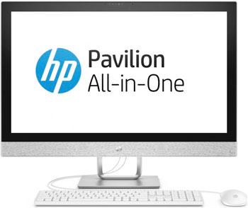 Моноблок HP Pavilion 27 27-r 005 ur (2MJ 65 EA) Blizzard White щетки стеклоочистителей type r hp hp 6406