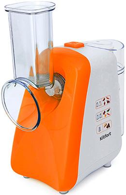 Терка электрическая Kitfort КТ-1318-2 оранжевая