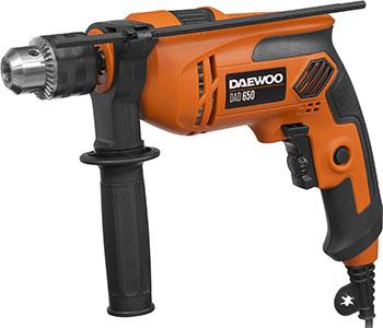 Дрель Daewoo Power Products DAD 650 daewoo power products datr 1200e
