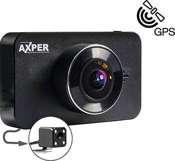 Автомобильный видеорегистратор Axper Throne GPS автомобильный видеорегистратор axper universal