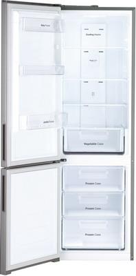 Двухкамерный холодильник Daewoo RNV 3310 GCHS серебристое стекло