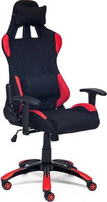 цена на Кресло Tetchair iGear ткань черный/красный