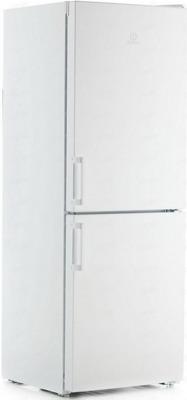 Двухкамерный холодильник Indesit EF 16 холодильник с морозильной камерой indesit ef 20 sd