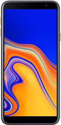 Смартфон Samsung Galaxy J4+ SM-J 415 F золотистый цена и фото