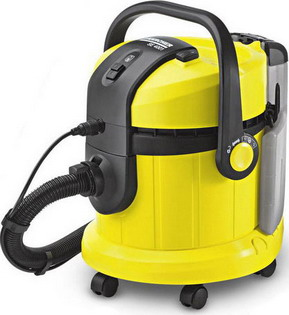 Моющий пылесос Karcher SE 4002 (1.081-140) пылесос моющий karcher se 4001