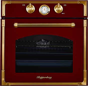 Встраиваемый электрический духовой шкаф Kuppersberg RC 699 BOR BRONZE духовой шкаф kuppersberg rc 699 anx