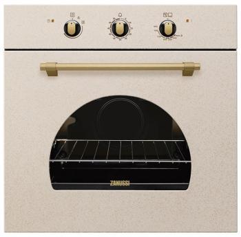 Встраиваемый газовый духовой шкаф Zanussi ZOG 511217 S цена