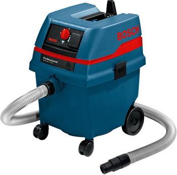 Строительный пылесос Bosch GAS 25 L SFC Professional строительный пылесос dewalt dwv 902 l
