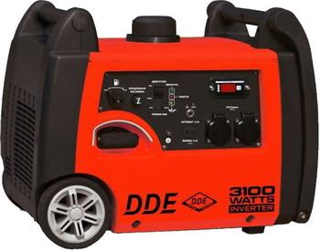 Электрический генератор и электростанция DDE DPG 3251 Si виброплита dde vp50