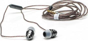 Парфюмированные наушники с микрофоном Harper HV-805 silver