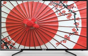 Фото LED телевизор Akai. Купить с доставкой