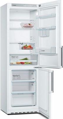 Двухкамерный холодильник Bosch KGV 36 XW 2 OR холодильник bosch kgv 36xl20