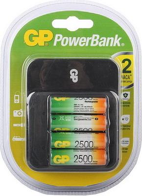 все цены на  Зарядное устройство GP PB 550 GS 250  онлайн
