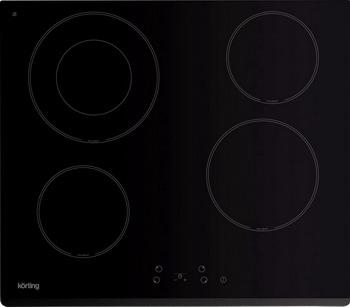 Встраиваемая электрическая варочная панель Korting HK 62001 B таймер tricolor hk atv 10 lr14