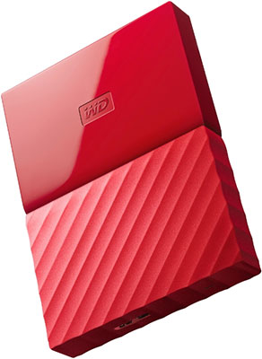 Внешний жесткий диск (HDD) Western Digital Original USB 3.0 2Tb WDBUAX 0020 BRD-EEUE My Passport 2.5'' красный original klv 32r300a power supply board 715g5868 p0d h20 0020 100