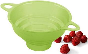 Воронка универсальная для сыпучих продуктов Tescoma PRESTO d 10см 420598 петля универсальная tescoma presto цвет красный желтый зеленый 12 шт