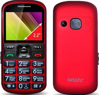 Мобильный телефон Ginzzu R 12 D красный r语言数据分析与挖掘实战