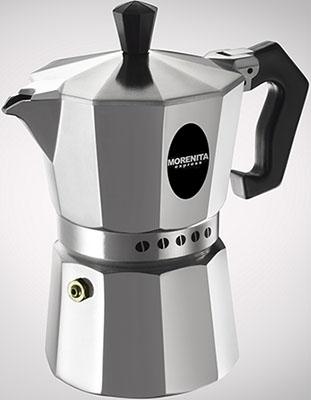 Кофеварка Bialetti Morenita 6 порций 300 ml кофеварка bialetti morenita на 6 порций 5973