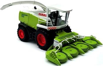 Комбайн Bruder 02-131 Claas JAGUAR 900 трактор bruder claas axion 950 03 013
