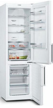 Двухкамерный холодильник Bosch KGN 39 XW 31 R холодильник bosch kgn 36nk2ar