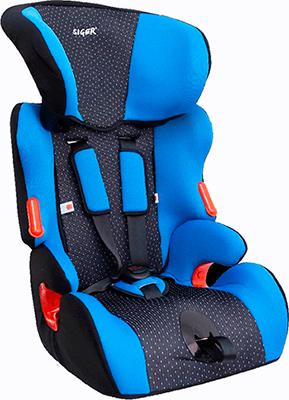 Автокресло Siger Космо синий 9-36 кг автокресло siger космо группа 1 2 3 red крес0045