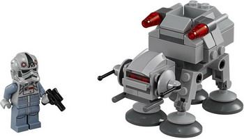 Конструктор Lego STAR WARS AT-AT 75075