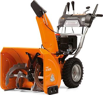 Снегоуборочная машина Daewoo Power Products DAST 8570