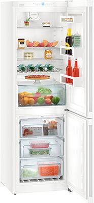 Двухкамерный холодильник Liebherr CN 4313 двухкамерный холодильник liebherr cnpel 4313