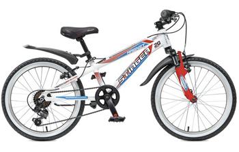 Велосипед Stinger 20 AHV.MAGNET.10 WT5 20'' Magnet белый