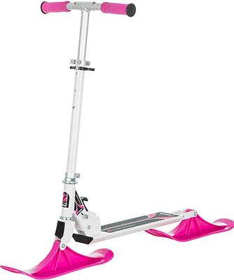 Снегокат Stiga Скутер Snow Kick Белый/Розовый 75-1118-07 stiga st 3255 p